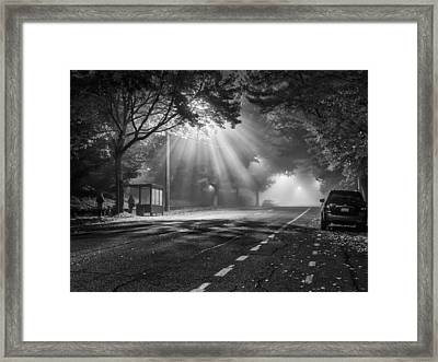 Close Encounters II Framed Print