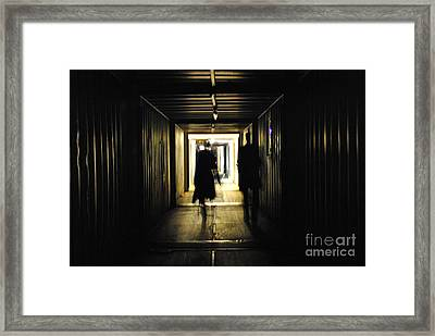 Framed Print featuring the photograph Close Encounters Of The Third Kind by Maja Sokolowska