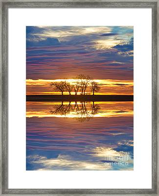 Close Encounters Two Framed Print by James BO  Insogna