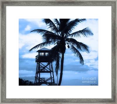 Close To Paradise No3 Framed Print