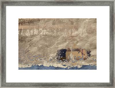 Close To Shore Framed Print by Carol Leigh