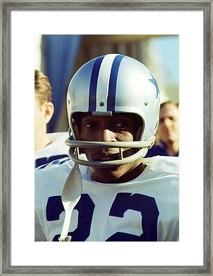 Bob Hayes Framed Print by Retro Images Archive