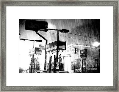 Closed Framed Print by Steven Macanka