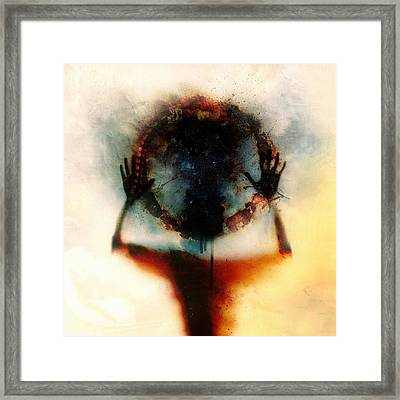 Closer Framed Print by Mario Sanchez Nevado