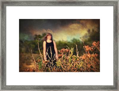 Closer Framed Print
