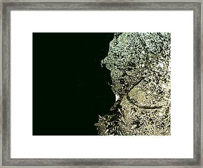 Closer To Planet X Framed Print