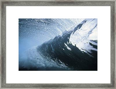 Cloud 9 Framed Print