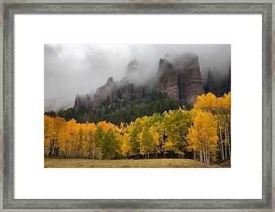 Cloud Catchers II Framed Print