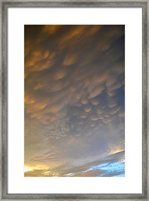 Cloud Ceiling 3  Framed Print