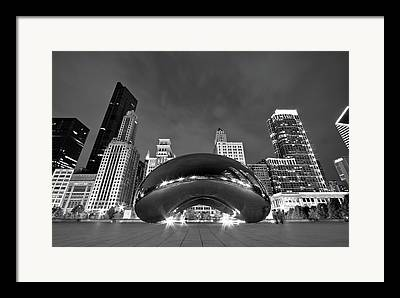 Modern Architecture And Art Framed Prints