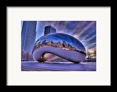 Chicago Framed Prints