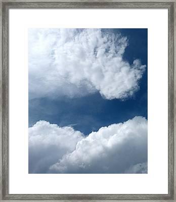Cloud Nine 14 Framed Print