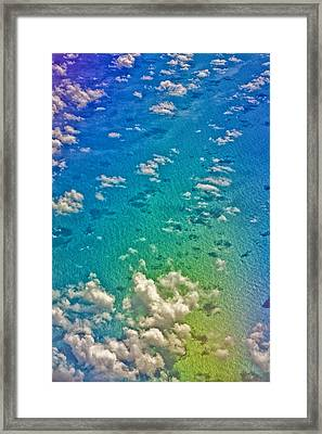 Clouds #5 Framed Print by Ron Morecraft