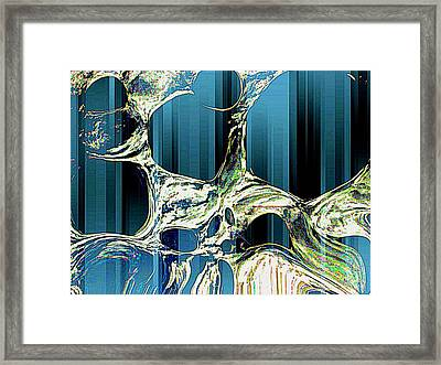 Clouds Framed Print by HollyWood Creation By linda zanini