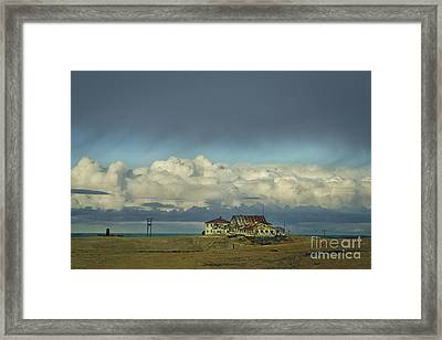 Clouds Of My Mind Framed Print