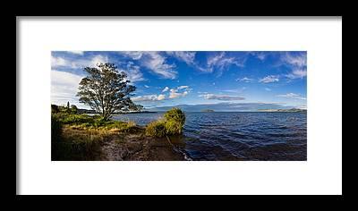 Rotorua Framed Prints