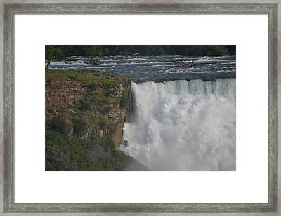 Clouds Within Reach Framed Print by Kiros Berhane