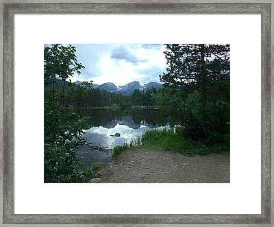 Cloudy Day Framed Print by Stephen Schaps