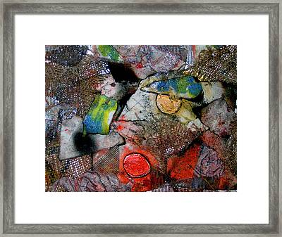 Clowns Framed Print