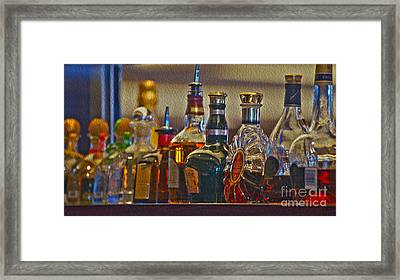 Clubbing Framed Print