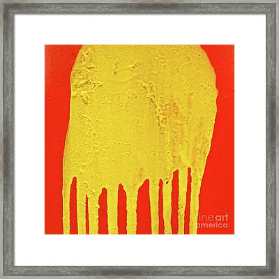 Framed Print featuring the photograph Clyde by CML Brown