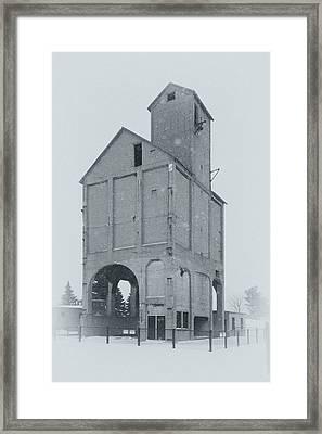 Coaling Tower Framed Print