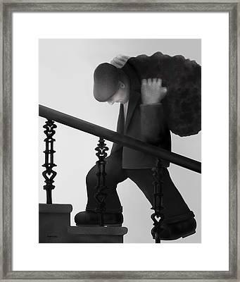 Coalman  Framed Print