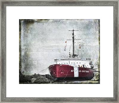 Coast Guard Framed Print