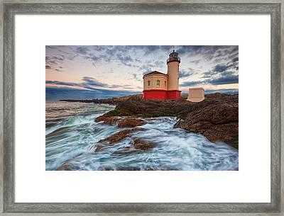 Coastal Awakening Framed Print