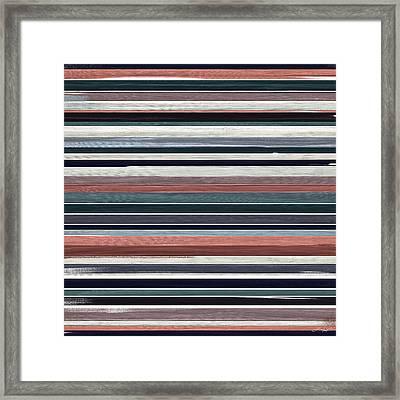 Coastal Beginning Framed Print by Lourry Legarde