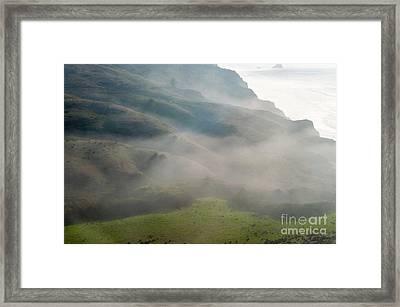 Coastal California  2.2847 Framed Print by Stephen Parker