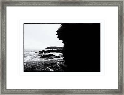 Coastal Scene 8 Framed Print by Jeremy Herman