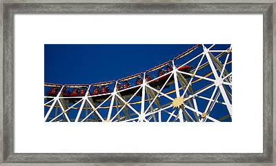 Coaster Framed Print