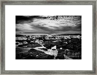 Coasting Framed Print by Dean Harte