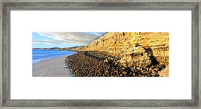 Coastline, Cabo Pulmo National Marine Framed Print by Panoramic Images