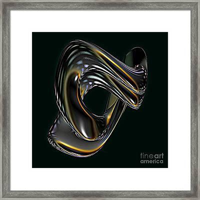 Cobra Framed Print