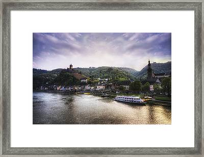 Cochem Framed Print by Ryan Wyckoff