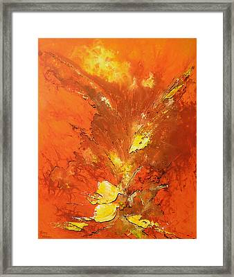 Cocktail Exotique Framed Print by Thierry Vobmann