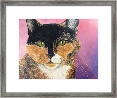 Coco Lewellin Framed Print