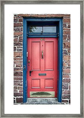 Codori House   7d02582 Framed Print by Guy Whiteley