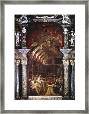 Coello, Claudio 1642-1693. The Framed Print