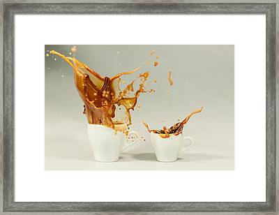 Coffee  Expresso Framed Print by Thomas Schaller