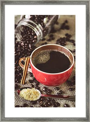 Coffee IIi Framed Print by Marco Oliveira