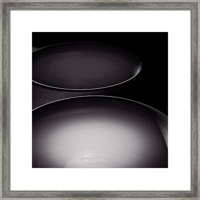 Coffee Mugs Framed Print by Bob Orsillo