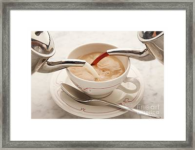 Coffee  Framed Print by New  Orleans Food