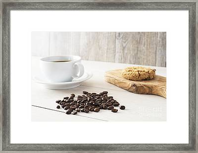 Coffee Time Framed Print