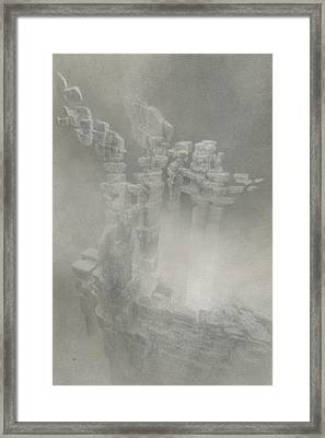 Coherence Framed Print by Mark  Reep