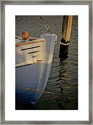 Cold Berth Framed Print
