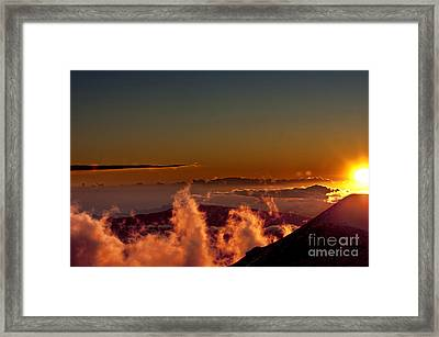Cold Night Framed Print by Karl Voss