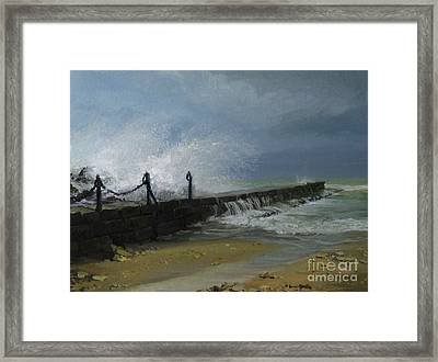 Cold Passion Framed Print by Kiril Stanchev